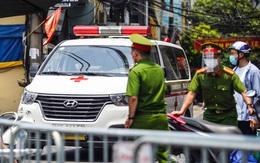 Người phụ nữ ở Hà Nội phát hiện mắc COVID-19 sau 3 lần xét nghiệm, Thủ đô có 60 ca trong ngày 17/8