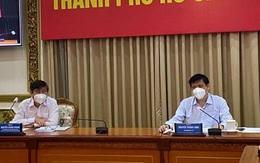 Bộ trưởng Nguyễn Thanh Long: Công thức 5 điểm chống dịch ở TP.HCM trong giai đoạn hiện nay