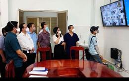 Trung tâm Hồi sức COVID-19 của Bệnh viện Nhi Trung ương tại Vĩnh Long chính thức đi vào hoạt động