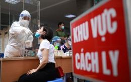 Bản tin COVID-19 ngày 18/8: Hà Nội, TP.HCM và 40 tỉnh thêm  8.656 ca mới, Việt Nam vượt mốc 300.000 ca nhiễm