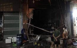 Vụ cháy nhà lúc nửa đêm: 2 nạn nhân cấp cứu đã tử vong