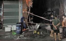 Nhận định nguyên nhân ban đầu về vụ cháy nhà giữa đêm làm 5 người tử vong