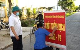 Hải Dương: Nữ công nhân huyện Ninh Giang mắc COVID-19 sau 3 lần xét nghiệm âm tính, tạm thời phong tỏa 2 thôn