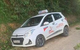 Nghệ An: Nghi án tài xế taxi bị cứa cổ tử vong bên đường