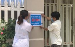 Thanh Hóa:  Một bệnh nhân dương tính với SARS-CoV-2 khi đang cách ly tại nhà