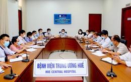 Bệnh viện TW Huế lên đường xây dựng trung tâm điều trị bệnh nhân COVID-19 nặng ở TP.HCM