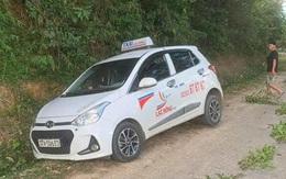 Vụ tài xế taxi tại Nghệ An nghi bị cứa cổ tử vong: Bắt nghi phạm liên quan