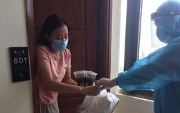 TP Sầm Sơn: Hơn 3 nghìn suất cơm nghĩa tình ấm lòng người cách ly