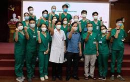 Thêm gần 3.000 nhân viên y tế chi viện TP.HCM và các tỉnh Bình Dương, Long An, Đồng Nai