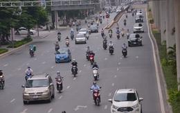 Đường phố Hà Nội ra sao trong ngày đầu tiên của đợt giãn cách thứ ba