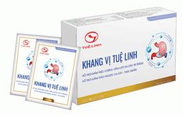 Khang Vị Tuệ Linh – giải pháp đột phá hỗ trợ cho người bị viêm loét dạ dày, tá tràng, trào ngược dạ dày thực quản