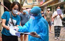 Chỉ một ngày ho, sốt, cô gái trẻ bất ngờ mắc COVID-19, Hà Nội công bố 67 ca trong ngày 24/8
