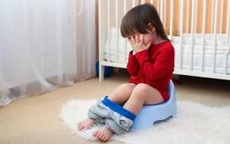 Cần bao lâu để khắc phục chứng táo bón ở trẻ