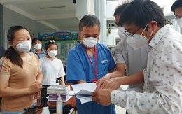 """Thuận An: """"Đóng băng"""" thành phố, không """"đóng băng"""" công tác y tế"""