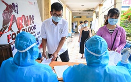 Bản tin COVID-19 ngày 25/8: 12.096 ca nhiễm mới tại Hà Nội, TP HCM và 34 tỉnh