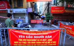 Hà Nội công bố 93 ca COVID-19 trong ngày, 73 ca cộng đồng, chủ yếu ở Thanh Xuân