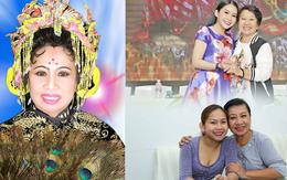 NS Bạch Mai qua đời vì COVID-19: Nghệ sĩ Việt buồn đau vì đại tang gia tộc Huỳnh Long