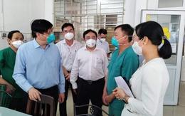 Bộ trưởng Bộ Y tế: Phải sử dụng thuốc sớm, chủ động chuẩn bị đủ oxy điều trị cho bệnh nhân COVID-19