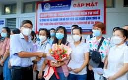 52 y, bác sĩ Bệnh viện TW Huế lên đường làm nhiệm vụ tại Trung tâm Hồi sức tích cực người bệnh COVID-19