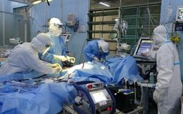 Bác sĩ đặt ECMO cứu sản phụ mắc COVID-19