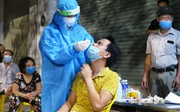 Số ca mắc mới tại Nghệ An giảm mạnh chỉ có 7 ca trong 12 giờ qua