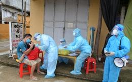 Thanh Hóa: Thông tin mới nhất tại ổ dịch Thị trấn Nông Cống