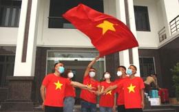 """Tạm biệt người thân, 30 y bác sĩ Hải Dương xung phong tình nguyện """"Nam tiến"""" giúp TP HCM chống dịch"""