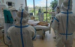 Bệnh viện Hồi sức COVID-19 TP HCM đã có 500 giường đi vào hoạt động