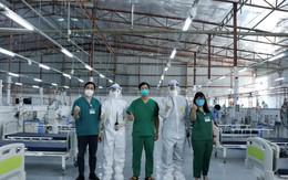TP Hồ Chí Minh: Khánh thành bệnh viện dã chiến Phước Lộc