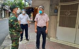 Thứ trưởng Nguyễn Trường Sơn: Không để F0 thiếu thuốc, thiếu thông tin