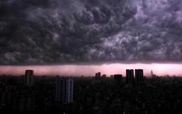 Miền Bắc sắp mưa lớn, cảnh báo lốc, sét, mưa đá, gió giật mạnh
