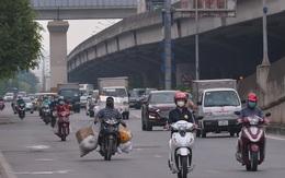 Công an Hà Nội thêm 6 tổ kiểm soát, đường phố vẫn đông sau khung giờ đi làm