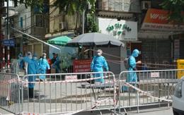 Thêm 33 mẫu xét nghiệm ở ổ dịch Thanh Xuân Trung dương tính, Hà Nội khẩn trương đưa F1 đi cách ly
