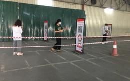 Hà Nội: Bắt buộc phải quét mã QR trước khi vào siêu thị