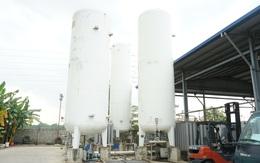 Bình Dương: Doanh nghiệp hỗ trợ hàng chục ngàn chai oxy để điều trị COVID-19
