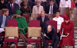 Hoàng tử Harry bị tố mỉa mai vợ chồng anh trai Hoàng tử William - Công nương Kate trong sự kiện cách đây hơn 1 năm