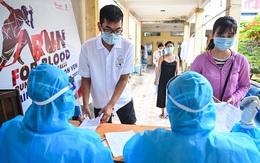 Bản tin COVID-19 tối 6/8: Thêm 4.315 ca nhiễm mới, Việt Nam có 8.324 ca trong một ngày