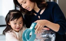 Gia đình hiện đại chọn máy lọc nước thông minh Ecosphere