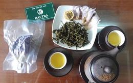 Hải Trà Tân Cương Tết Trung Thu thưởng thức bánh uống trà sen chống dịch Covid