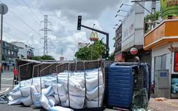 Tai nạn thương tâm ở quận 6, TP HCM