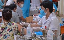 Hà Nội lên kế hoạch thần tốc, triển khai lấy mẫu xét nghiệm, tiêm vắc xin cả trong đêm