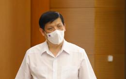 Bộ trưởng Bộ Y tế: Muốn giảm thời gian giãn cách xã hội, Hà Nội phải xét nghiệm, phát hiện được ca nhiễm cộng đồng