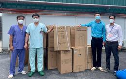 Bệnh viện Hữu nghị Việt Đức trao tặng 645 máy tạo oxy cho TP HCM