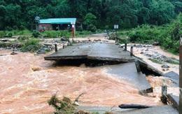 Phát hiện thi thể người phụ nữ trôi trên sông sau khi bão qua