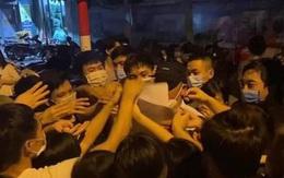 Bí thư Hà Nội yêu cầu làm rõ trách nhiệm lãnh đạo phường để dân chen lấn tiêm vaccine
