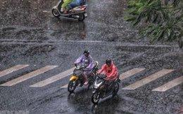 Thông tin mới về đợt mưa dông dài ngày ở miền Bắc