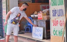 Hà Nội: Cửa hàng ăn uống tất bật dọn dẹp chuẩn bị kinh doanh trở lại