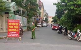 Thanh Hóa: Phong tỏa tòa nhà sau khi phát hiện ca dương tính với SARS-CoV-2