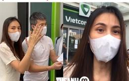 Thuỷ Tiên - Công Vinh livestream trực tiếp sao kê tại ngân hàng, CEO Phương Hằng còn lý do gì để réo tên?