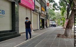 Hà Nội nới lỏng theo vùng, đầu phố được kinh doanh nhưng cuối phố lại đóng cửa
